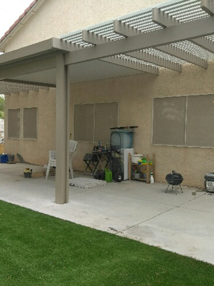 Combination Patio Covers | City Seamless Patio Covers
