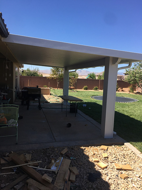 San Diego Patio Covers Amp Lattices City Seamless Patio