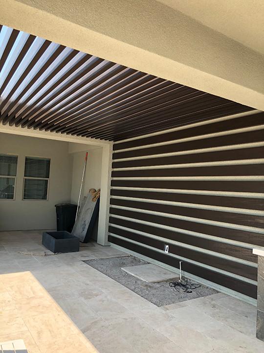 Mesquite Patio Amp Lattice Covers City Seamless Patio Covers