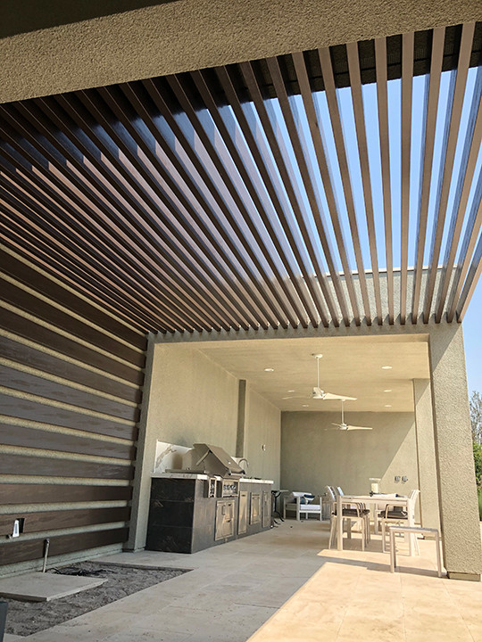 Summerlin Patio Amp Lattice Covers City Seamless Patio Covers